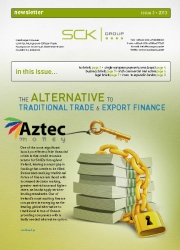 SCK Group Newsletter - Issue 3 / 2013