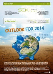 SCK Group Newsletter - Issue 1 / 2014