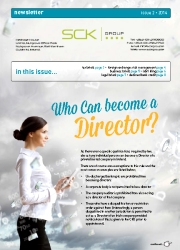 SCK Group Newsletter - Issue 2 / 2014