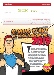 SCK Group Newsletter 2019 Issue 2