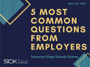 Irish Employers Guide – Temporary COVID-19 Wage Subsidy Scheme