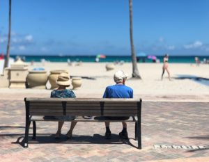 How to use a pension to minimise your tax rate while moving toward retirement.